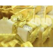 Nekupto Dárková papírová taška střední 32,5 x 25,5 x 13 cm Vánoční 714 01 WBP