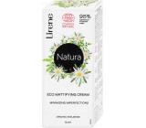 Lirene Natura Eco zmatňujúci denný krém pre mastnú a zmiešanú pleť 50 ml