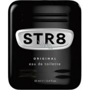 Str8 Original toaletná voda 50 ml