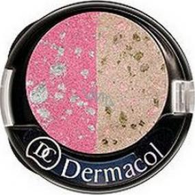 Dermacol Duo Mineral Moon Effect Eye Shadow očné tiene 05 3 g