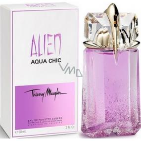 Thierry Mugler Alien Aqua Chic toaletná voda pre ženy 60 ml