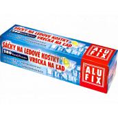 Alufix Vrecká na ľadové kocky samozatváracie 280 kociek 10 vrecúšok
