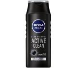 Nivea Men Active Clean šampón na vlasy 250 ml