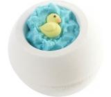Bomb Cosmetics Škaredé káčatko - Ugly Duckling Šumivý balistik do kúpeľa 160 g