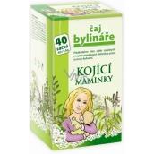 Mediate Bylinář Váňa Dojčiace mamičky čaj 40 x 1,6 g