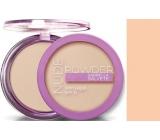 Gabriella salva Nude Powder zmatňujúci kompaktný púder SPF 15 01 8 g