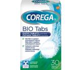 Corega Bio čistiace tablety na zubné náhrady protézy 30 kusov