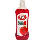 Ava Vlčí mak univerzálny tekutý čistiaci prostriedok na podlahy a iné umývateľné povrchy 1 l