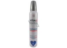 Vitale Exclusively Professional barvící pěnové tužidlo s vitaminem E Blue - Modrý 200 ml