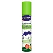 Bros Zelená sila proti komárom a kliešťom 90 ml sprej