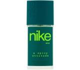 Nike A Spicy Attitude for Man parfumovaný deodorant sklo pre mužov 75 ml