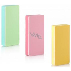 Diva & Nice Cosmetics Supershine leštiace pilník na nechty 9 x 4 x 1 cm 1 kus