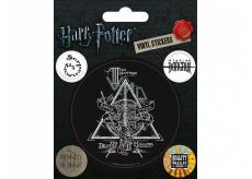 Epee Merch Harry Potter Sada samolepiek Symboly 5 kusov