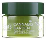Lirene Cannabis Garden vyhladzujúci denný krém pre normálny typ pleti 50 ml