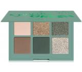 Essence Dancing green paletka očných tieňov 4,5 g