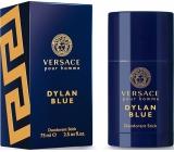 Versace Dylan Blue dezodorant stick pre mužov 75 ml