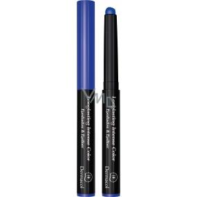 Dermacol Longlasting Intense Colour Eyeshadow & Eyeliner 2v1 oční stíny a linka 04 1,6 g