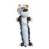 Magnum Textil mláďa pískacie hračka pre psov 36 cm