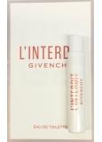 DÁREK Givenchy L Interdit Eau de Toilette toaletní voda pro ženy 1 ml s rozprašovačem, vialka