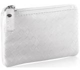 Diva & Nice Kozmetická kabelka Biela 11,5 x 8 x 0,5 cm 50061
