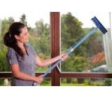 Spontex Telefix 2v1 stěrka na okna s teleskopickou tyčí 120 cm