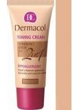 Dermacol Toning Cream 2v1 make-up Natural 30 ml