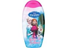 Disney Frozen 2v1 vlasový šampón a kondicionér na vlasy 300 ml