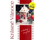 Nekupto Prianie k Vianociam Krásne Vianoce lampáš