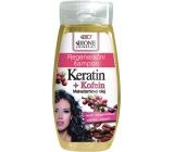 Bione Cosmetics Bio Keratin + Kofein Regenerační šampon na vlasy 250 ml