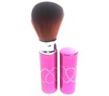Kozmetický štetec 30450-06 ružový