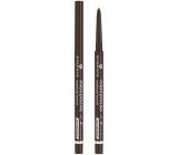 Essence Micro Precise ultra tenká ceruzka na obočie 03 Dark Brown 0,05 g