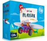 Albi Kvído Playstix stavebnice mini Letadlo 26 dílků doporučený věk 5-10 let