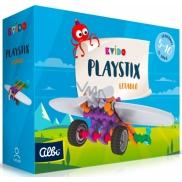 Albi Benjamín Playstix stavebnica mini Lietadlo 26 dielikov odporúčaný vek 5-10 rokov