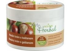 Alpa Herbal s gaštanom masážny krém 250 ml