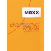 Mexx Energizing Woman toaletní voda 0,7 ml, Vialka