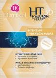 Dermacol Hyaluron Therapy 3D Intenzívny hydratačný a remodelačný maska 2 x 8 g