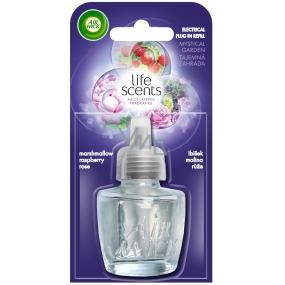 Air Wick Life Scents Mystical Garden elektrický osvěžovač náhradní náplň 19 ml