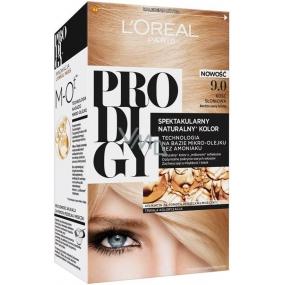 Loreal Paris Prodigy barva na vlasy 9.0 Ivory velmi světlá blond