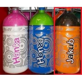 Nekupto Fľaša pre zdravé pitie s názvom Jakub 0,5 l 1 kus