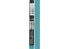 Miss Sporty Pump Up Booster Khol Kajal tužka na oči 004 Gleaming Turquoise 2,2 g