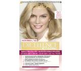 Loreal Paris Excellence Creme farba na vlasy 9.1 Blond veľmi svetlá popolavá