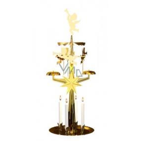 Anjelské zvonenie mosadzné 123 x 190 mm