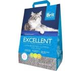 Brit Fresh for Cats Excellent Ultra bentonite prírodné hrudkujúce stelivo pre mačky 5 kg