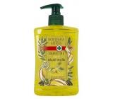 Bohemia Gifts & Cosmetics Olivový olej tekuté mydlo 500 ml