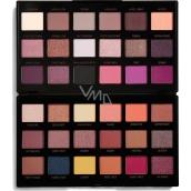 Makeup Revolution by Petra Eyeshadow paletka očných tieňov 36 x 0,8 g