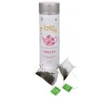 English Tea Shop Bio Biely čaj 15 kusov biologicky odbúrateľných pyramidek čaju v recyklovateľné plechovej dóze 30 g