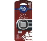 Ambi Pur Car Old Spice osviežovač vzduchu do auta 2 ml