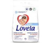 Lovela Baby Farebné prádlo Hypoalergénne, jemný prací prášok 41 dávok 4,1 kg