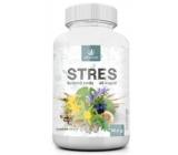 Allnature Stres bylinná zmes napomáha k celkovému upokojeniu organizmu doplnok stravy 60 kapslí