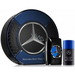 Mercedes-Benz Man Intense toaletná voda pre mužov 50 ml + deostick 75 ml, darčeková sada
